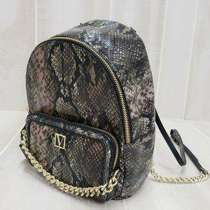 Victoria's Secret Mini City Backpack Python